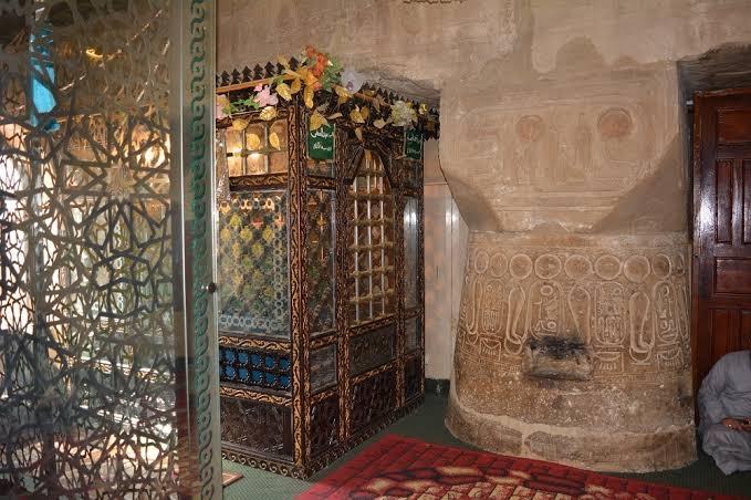 مسجد أبو الحجاج الأقصري ملتقي الدين والحضارة4