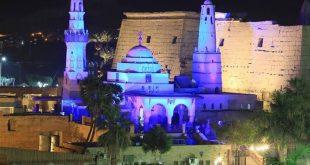 مسجد أبو الحجاج الأقصري ملتقي الدين والحضارة6