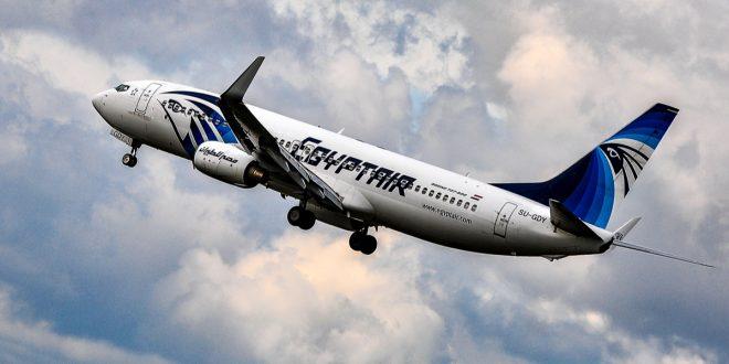 مصر للطيران تسير 63 رحلة دولية لنقل 6100 راكب .. غداً