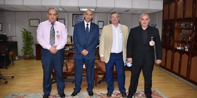 مصر للطيران تجتاز التفتيش على منشآتها من الوكالة الأوروبية لسلامة الطيران