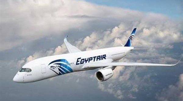 مصرللطيران تسير 49 رحلة لوجهات دولية بينها تونس وجوهانسبرج ونيويورك