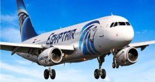 مصر للطيران تسير 37 رحلة بينها جوانزو والمدينة المنورة لنقل 3800 راكب غداً