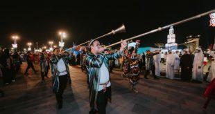 مهرجان الشيخ زايد يبدأ استقبال الزوار بفعاليات ترفيهية وتجارب تفاعلية