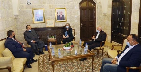 وزيرة السياحة الفلسطينية .. اعداد خطط للترويج وتعزيز الثقة .. وجاهزون للعمل