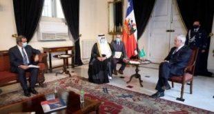 وفاة سفير السعودية في تشيلي مانع الخامسي والخارجية تنعى