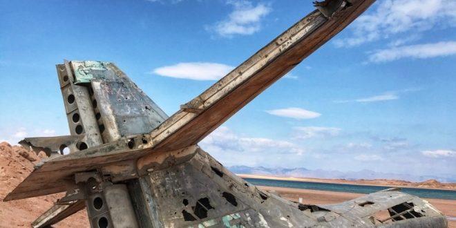 السعودية تحول حطام طائرة برمائية إلى مزار سياحي