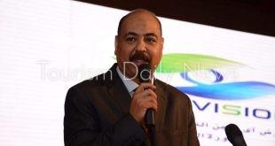 أشرف إبراهيم رئيس المهرجان