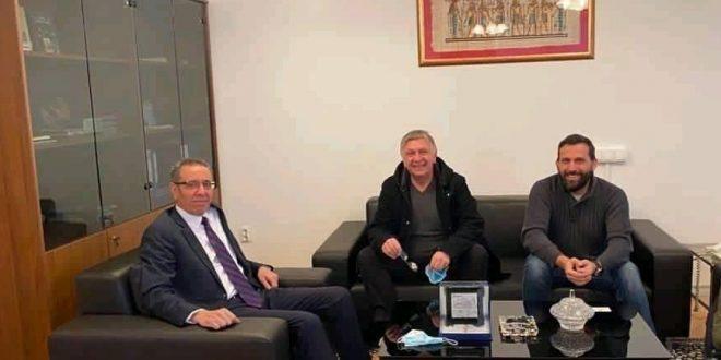 سفير مصر بالبوسنة والهرسك يناقش مع ممثلي شركات السياحة سبل التعاون المشترك