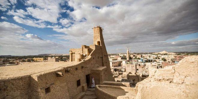 """بعد ترميم """"شالي"""" الأثرية.. سيوة فى انتظار عودة السياحة وتراهن على البيئة"""
