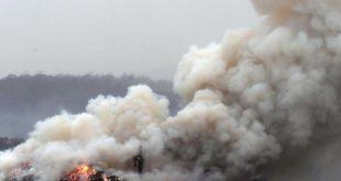 حرائق الغابات فى أستراليا تجتاح جزيرة فريزر المدرجة بقائمة التراث العالمي
