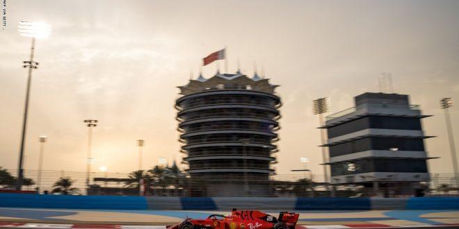 """البحرين تقيم سباق """"الفورمولا وان"""" بدون جمهور بسبب كورونا"""