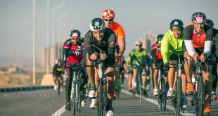 انطلاق تحدي الجلالة لسباق الدراجات الهوائية 27 نوفمبر