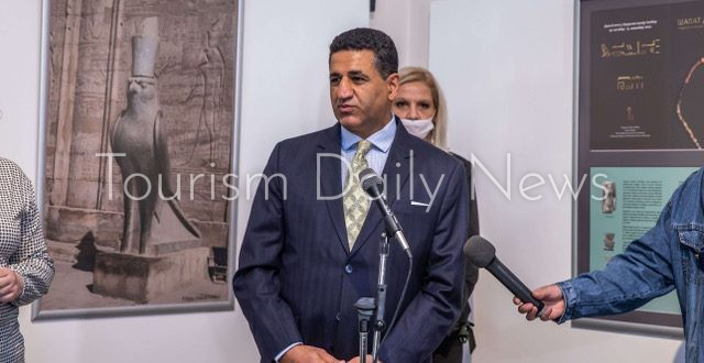 سفير مصر في بلجراد يفتتح سلسلة أيام الثقافة المصرية