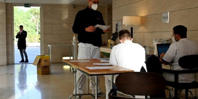 فنادق روما السياحية الخاصة تستضيف مصابى كورونا فى ظل اكتظاظ المستشفيات