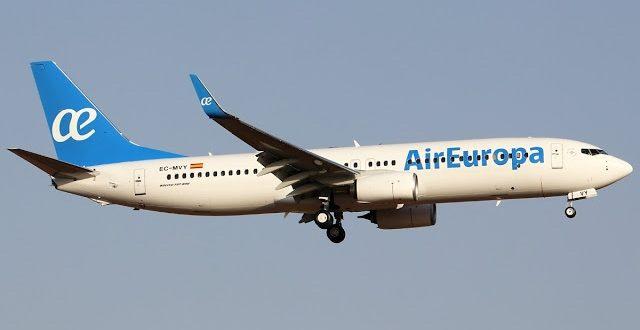إسبانيا توافق على حزمة مساعدات بقيمة 475 مليون يورو لشركة طيران أوروبا