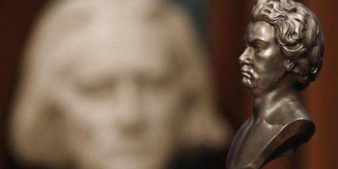 بيع خطاب يعود لبيتهوفن مقابل 275 ألف دولار في مزاد بالولايات المتحدة