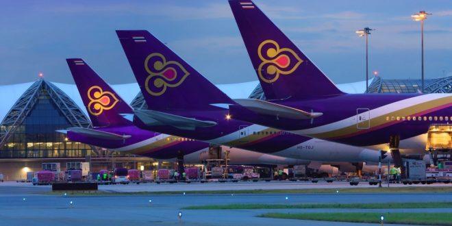 الخطوط الجوية التايلاندية تعوض خسائرها برحلات اللامكان وصنع الفطائر