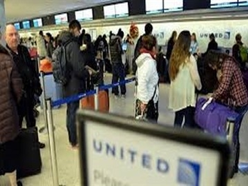 أعلى معدل فحص كورونا فى أمريكا للمسافرين خلال يوم واحد
