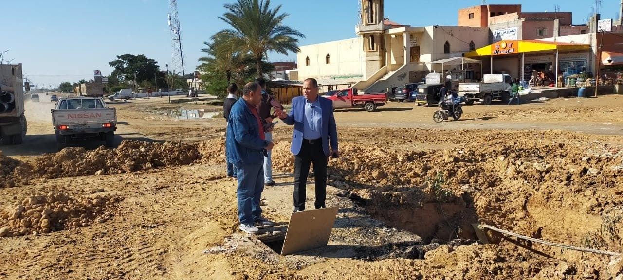 أحياء الإسكندرية تبدأ الاستعداد لنوة الفيضة الصغرى وتطهر شنايش الأمطار2