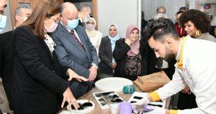 افتتاح مدرسة تواصل بعزبة خير الله لتعليم الأطفال وتدريبهم على الحرف