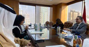 الشيخة مي تبدأ جولة للترويج لترشحها لمنصب أمين عام منظمة السياحة العالمية