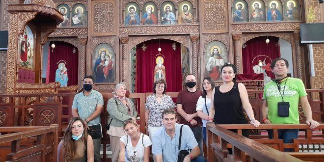 الصرب تراجع إجراءات مصر الاحترازية لضمان سلامة السياح مع عودة الرحلات2