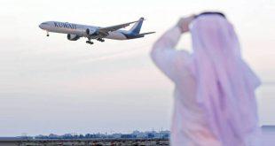 الكويت تكشف عن خسائر 2.5 مليون دينار بسبب تذاكر الطيران الملغاه