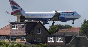المحكمة العليا البريطانية تسمح لمطار هيثرو ببناء مدرج ثالث