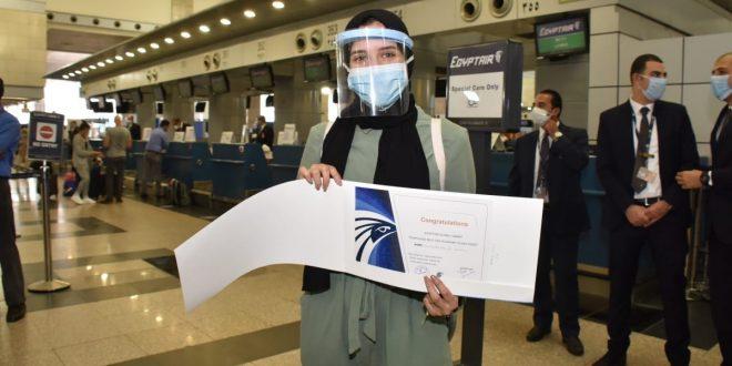 مصر للطيران : مد التخفيضات على الرحلات بين مصر والسعودية بنسب تصل إلى 35%