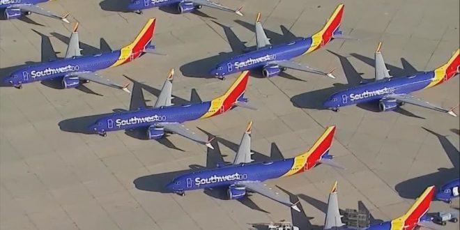رايان آير ترصد 9 مليارات دولار لشراء 75 طائرة بوينج 737 ماكس