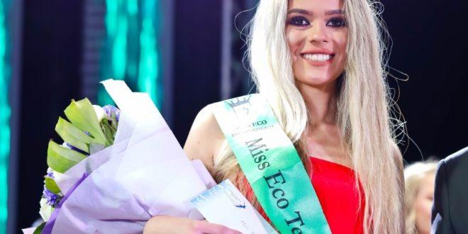 فنادق الباتروس تختار ملكة جمال السياحة والبيئة في صربيا سفيرة لها عالمياً4