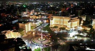 مصر للصوت والضوء طورت إنارة ميدان التحرير بـ 60 مليون جنيه فى 3 شهور