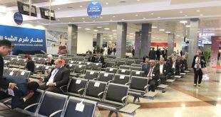 مطار شرم الشيخ يستقبل 681 ألفاً و905 ركاب من يوليو حتى ديسمبر 2020