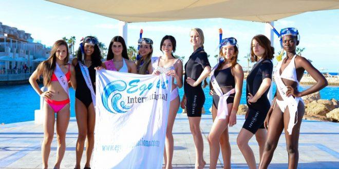 تعرف على نتائج مسحات كورونا للمشاركات فى مسابقة ملكة جمال العالم للسياحة