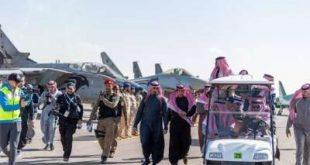 تأجيل المعرض الدولي للطيران والفضاء فى السعودية بسبب كورونا
