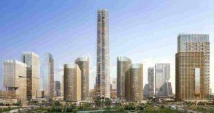 مصر تقترب من إنهاء بناء أعلى برج في إفريقيا