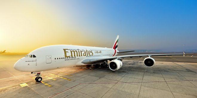 طيران الإمارات ترفع أسطولها إلى 116 طائرة من طرازإيرباص A380