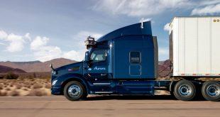أورورا تقتحم تكنولوجيا الشاحنات ذاتية القيادة بالتحالف مع باك كار
