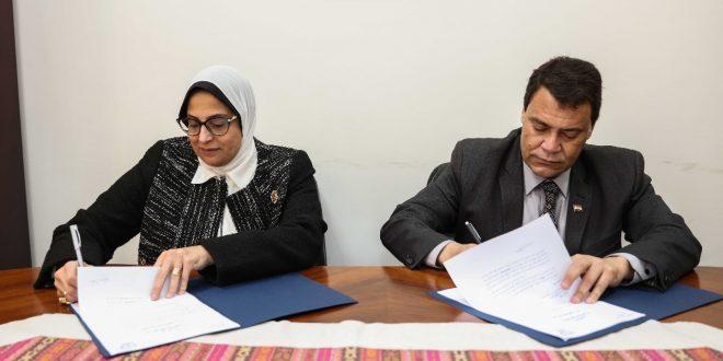 أول بروتوكول بين مؤسسة أهلية وجامعة MSA لإعادة اكتشاف مصر بالصور والأفلام