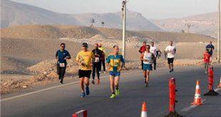 استمرار فعاليات ماراثون مصر الدولي فى الأقصر بمشاركة 23 دولة عربية وأجنبية