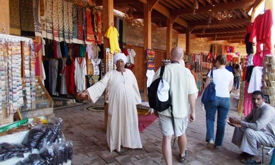 السياحة : حصول 180 بازاراً بالمحافظات على تراخيص بعد توفيق أوضاعها