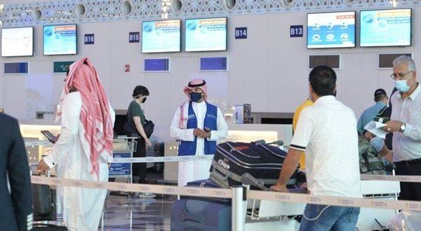 السعودية تسمح بالسفر وترفع تعليق رحلات الطيران .. فتح المنافذ أخر مارس