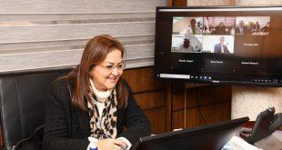 السعيد تتابع مع رئيس ADQ القابضة أعمال منصة الاستثمار بين مصر والإمارات