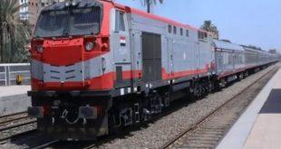 السكة الحديد تدفع بـ 8 قطارات لدعم وتشجيع السياحة الداخلية بالأقصر وأسوان