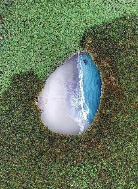 الشاطئ المخفي يجعل جزر أيسلاس ماريتاس أكثر الوجهات الاستثنائية في العالم1