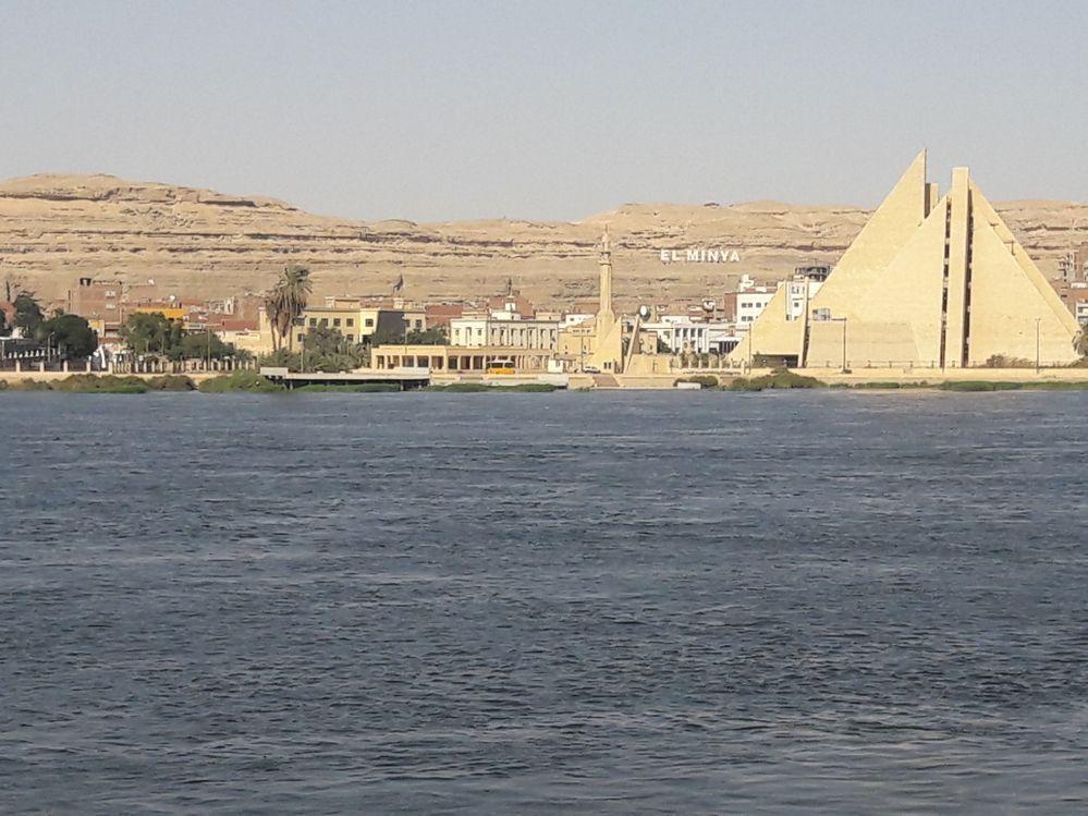 المعهد الهولندي بالقاهرة يطور خدمات منطقة بني حسن الأثرية بالمنيا السياحية2