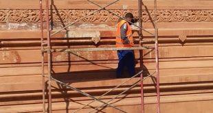 بدء ترميم قصر البارون إمبان رغم افتتاحه من 7 شهور فقط لإزالة الأملاح