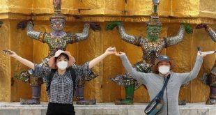 تراجع أعداد السائحين الأجانب إلى تايلاند لأقل مستوى له منذ 12 عاماً