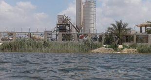 تطهير بحيرة مريوط ورفع منسوب المياه لتنمية منطقة غرب الإسكندرية