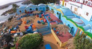 شركات السياحة بأسوان : إقبال كبير من جميع الجنسيات على زيارة غرب سهيل